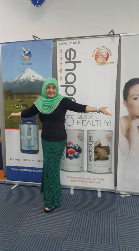 HAZURA HASHIM BANI - YOUR BODY ENGINEER
